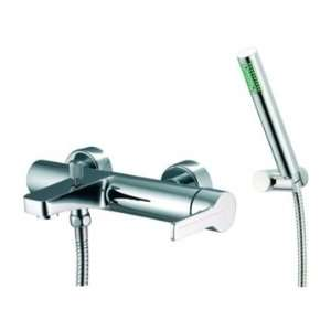 Wall Mounted Tub Mixer With Hand Shower Set S3534