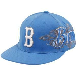 Top of the World UCLA Bruins Light Blue Quake 1 Fit Flex Hat