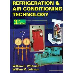 Refrigeration and Air Conditioning Technology Concepts