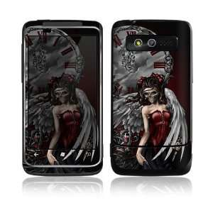Gothic Angel Decorative Skin Cover Decal Sticker for HTC 7