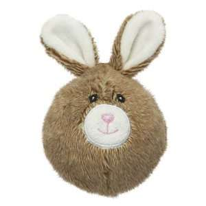 Grriggles Woodland Buddy Dog Toy, Rabbit, 3 Inch  Pet