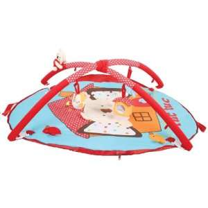 Red Koala Baby Activity Gym Play Mat. Koala Collection