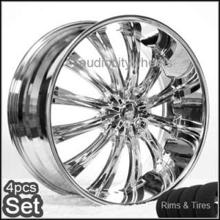 24 inch Wheels and Tires 300C/Magnum/Charger/S10 Rims