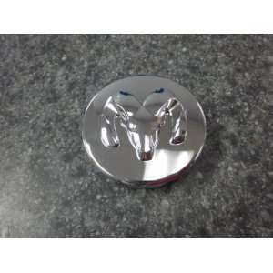 DODGE MAGNUM CHROME WHEEL CENTER CAP COVER MOPAR 18 IN