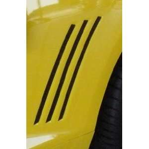 Chevy Camaro Side Vent Decal Kit Automotive