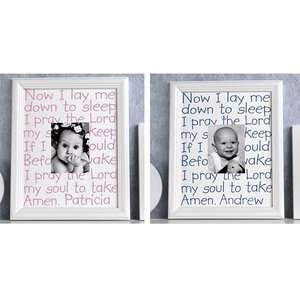 Personalized Prayer Mat Photo Frame Personalized Gifts