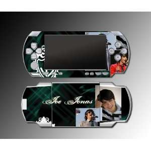 JOE JONAS Brothers game mod case cover Decal Cover SKIN 8 for Sony PSP