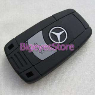 4GB Mercedes BenzKey Type USB Flash Memory Stick Drive