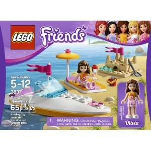 LEGO Friends 3937 Olivia?s Speedboat Toys & Games