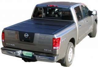Solid Tri Fold Hard Tonneau/Tonno Bed Cover 04 12 Ford F150 With 6.5