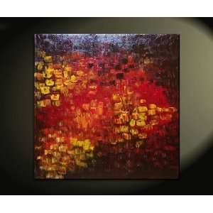 Abstract Textured Decorative Modern Oil Painting Hand Painted Wall